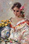 Royo, Royo12 Jose Royo Art Reproduction Painting