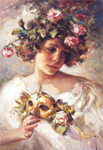 Royo, Royo13 Jose Royo Art Reproduction Painting