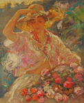 Royo, Royo14 Jose Royo Art Reproduction Painting