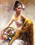 Royo, Royo15 Jose Royo Art Reproduction Painting