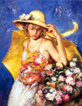 Royo, Royo16 Jose Royo Art Reproduction Painting