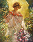 Royo, Royo17 Jose Royo Art Reproduction Painting