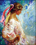 Royo, Royo18 Jose Royo Art Reproduction Painting