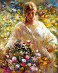 Royo, Royo19 Jose Royo Art Reproduction Painting