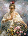 Jose, Royo8 Royo Art Reproduction Painting