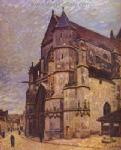 Sisley, SIS0040 Alfred Sisley Impressionist Art Reproduction Painting