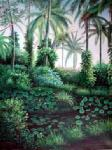 Tropical Landscape Painting