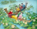 Thai Art Painting