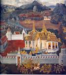 Traditional Thai Painting