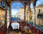 VEN0008 - Oil Painting of Venice