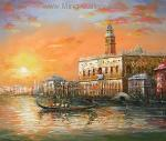 VEN0012 - Oil Painting of Venice