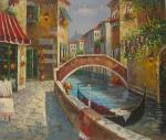 VEN0018 - Oil Painting of Venice