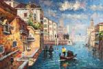 VEN0028 - Oil Painting of Venice