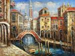 VEN0029 - Oil Painting of Venice