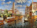 VEN0030 - Oil Painting of Venice
