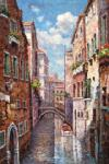 VEN0033 - Oil Painting of Venice