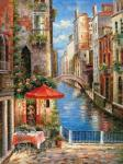 VEN0035 - Oil Painting of Venice