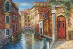 VEN0036 - Oil Painting of Venice