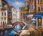 VEN0040 - Oil Painting of Venice