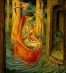 Varo, Varo34 Varo Art Reproduction Painting