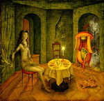 Varo, Varo37 Varo Art Reproduction Painting