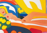 Wesselmann, Wes4 Wesselmann Art Reproduction Painting