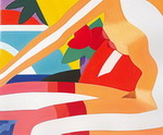 Wesselmann, Wes7 Wesselmann Art Reproduction Painting
